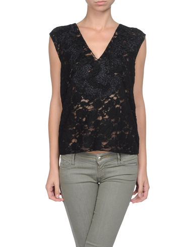 NINA RICCI - Sleeveless sweater