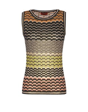 Sleeveless sweater Women's - MISSONI
