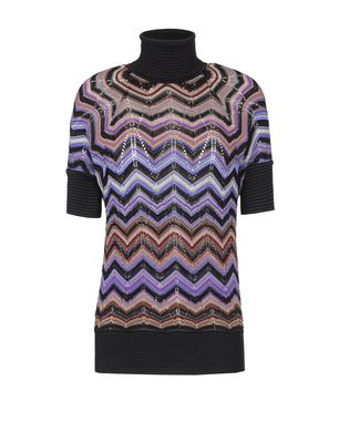 Short sleeve sweater Women's - MISSONI