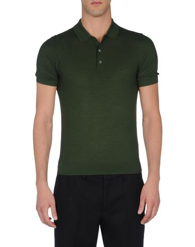 Merino Polo Shirt