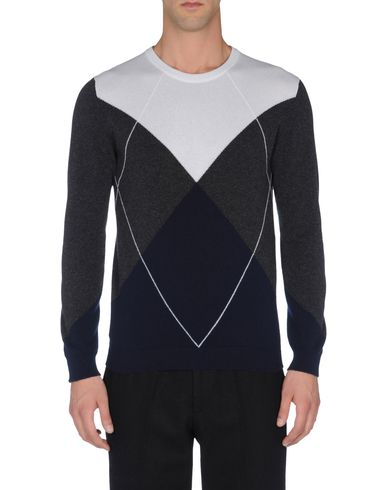 Cashmere Argyle Sweater