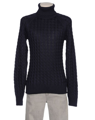 GF FERRE' - High neck sweater