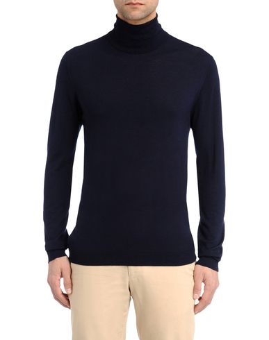 Merino Roll-Neck Sweater