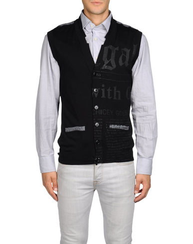 GALLIANO - Sweater vest