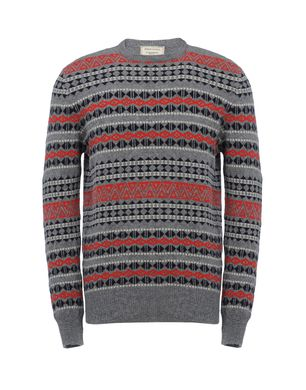 Crewneck sweater Men's - MAISON KITSUNÉ