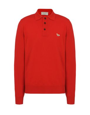 Polo sweater Women's - MAISON KITSUNÉ