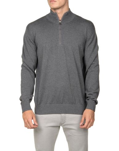 ZEGNA SPORT - High neck sweater