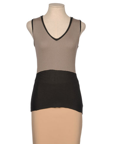 ANGELO MARANI - Sleeveless jumper