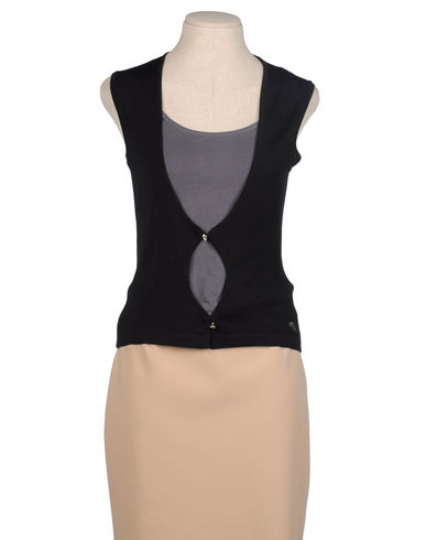 ANGELO MARANI - Sleeveless sweater