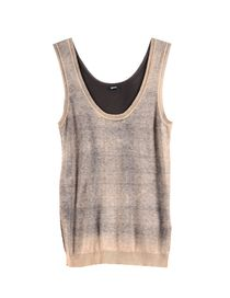 JIL SANDER NAVY - Sleeveless jumper