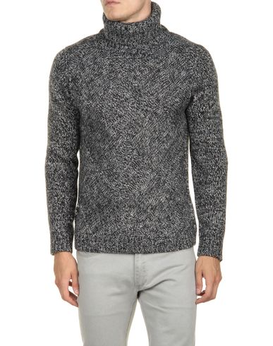 ARMANI COLLEZIONI - High neck sweater