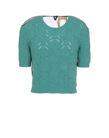 Short sleeve jumper - N° 21
