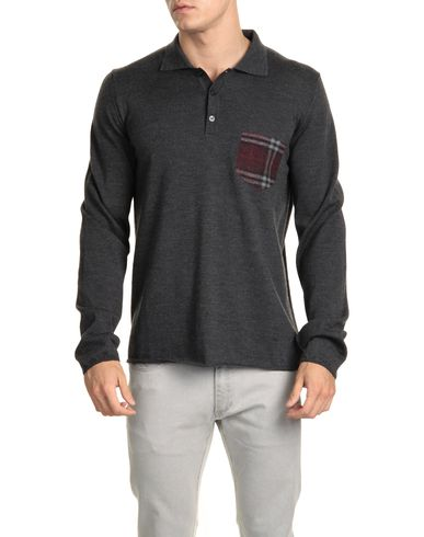 EMPORIO ARMANI - Polo sweater