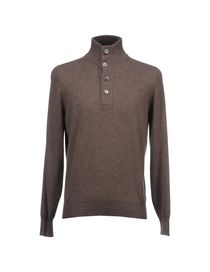 BRUNELLO CUCINELLI - Polo neck