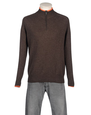 FAÇONNABLE - High neck sweater
