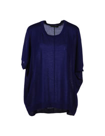 DONNA KARAN - Short sleeve jumper