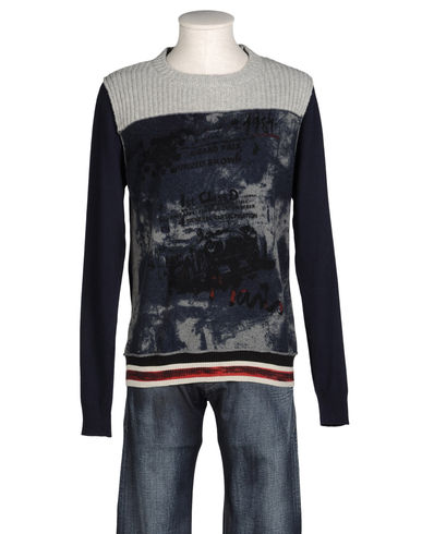DESIGUAL - Crewneck sweater