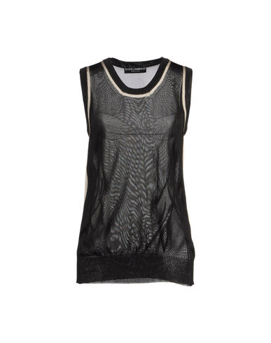 DOLCE & GABBANA - Sleeveless sweater