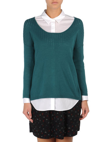 COMPTOIR DES COTONNIERS - Short sleeve sweater