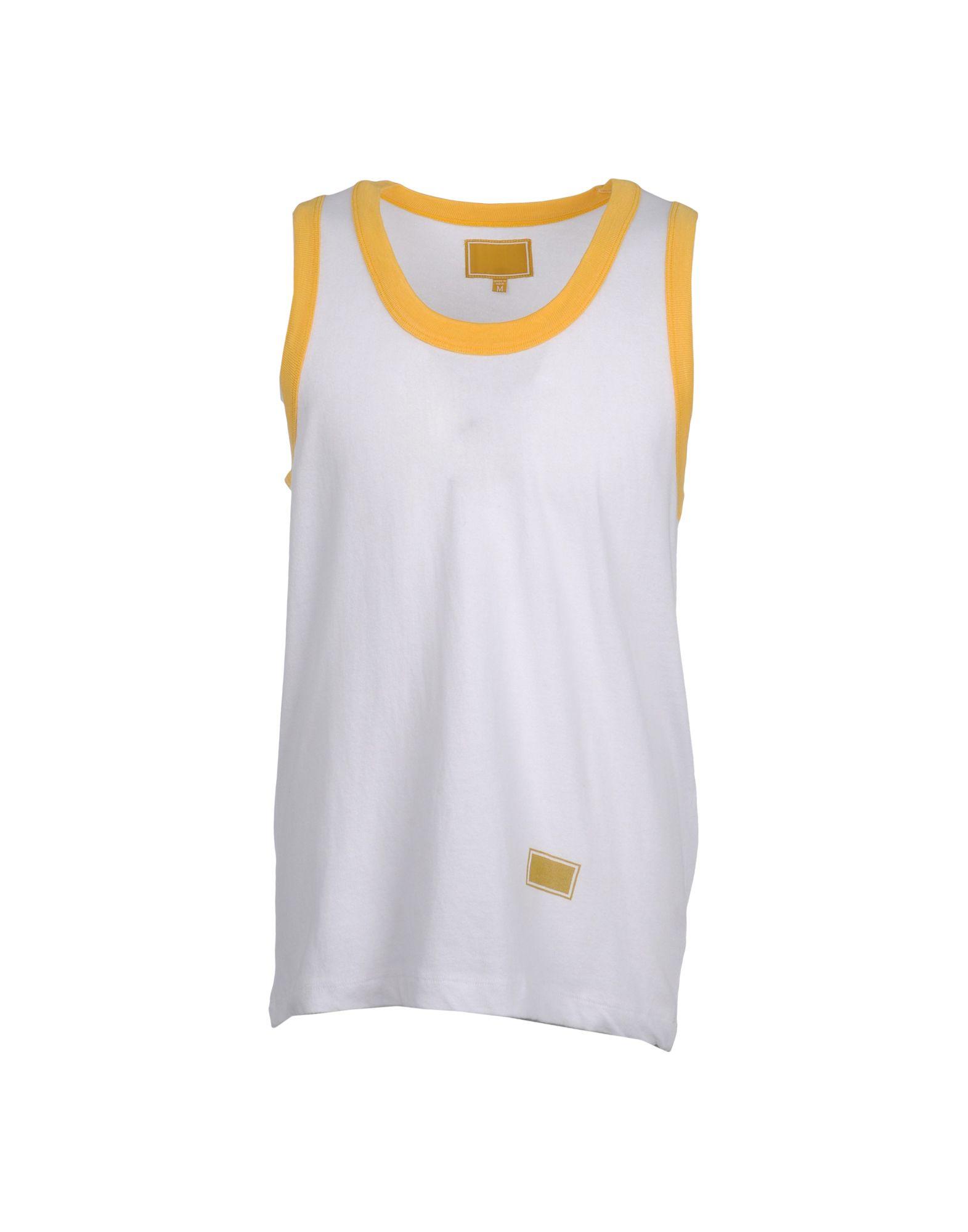 FRESHJIVE Sleeveless t-shirts