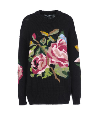Long sleeve sweater Women's - DOLCE & GABBANA