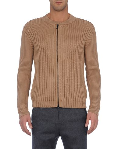 Fishermans Rib Zip Cardigan