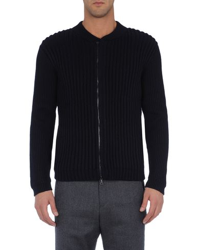 Fisherman's Rib Zip Cardigan