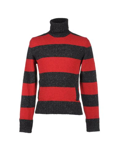 DOLCE & GABBANA - High neck sweater