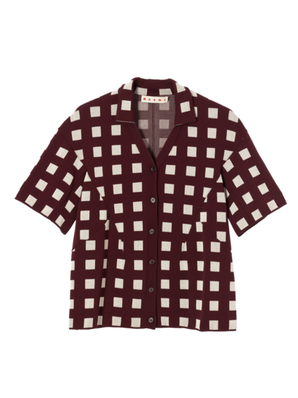 MARNI - Short Sleeve Cardigans