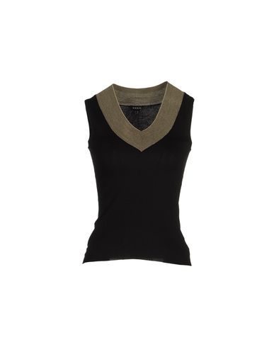 AKRIS - Sleeveless sweater