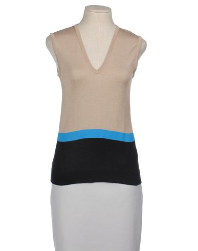 AMAYA ARZUAGA - Sleeveless sweater