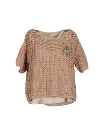 BRUNELLO CUCINELLI - Short sleeve sweater