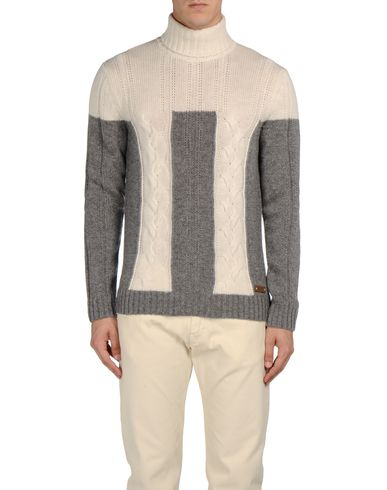 HARMONT&BLAINE - High neck sweater