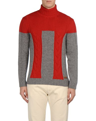 HARMONT&amp;BLAINE - High neck sweater