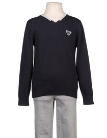 ARMANI JUNIOR - V-neck
