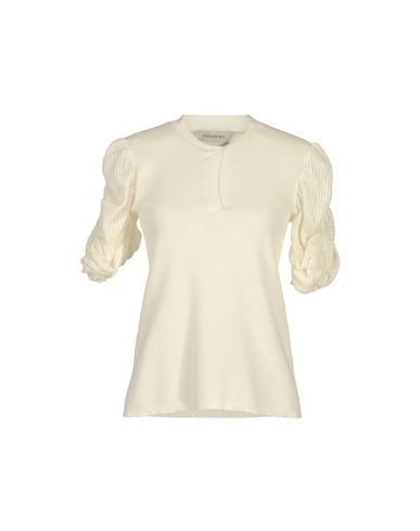 YVES SAINT LAURENT RIVE GAUCHE - Short sleeve sweater
