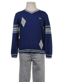 ARMANI JUNIOR - Jumper