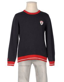 ARMANI JUNIOR - Crewneck