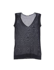 GOLDEN GOOSE - Sleeveless jumper