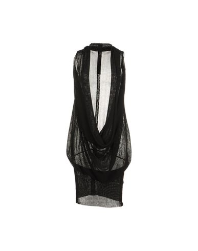 RICK OWENS - Sleeveless jumper