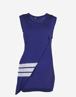 Y-3 - Sleeveless jumper