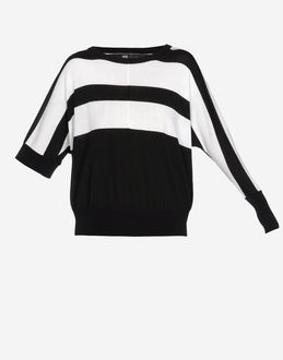 Y-3 - Long sleeve jumper