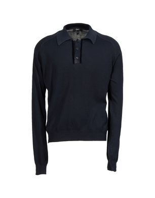 COSTUME NATIONAL - Polo sweater