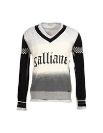 GALLIANO - V-neck