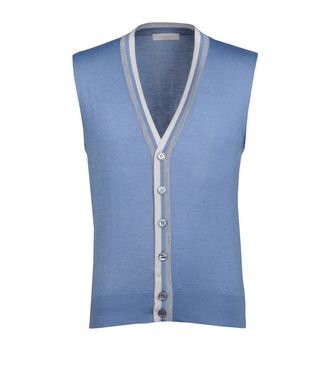 Sleeveless Vest  ERMENEGILDO ZEGNA