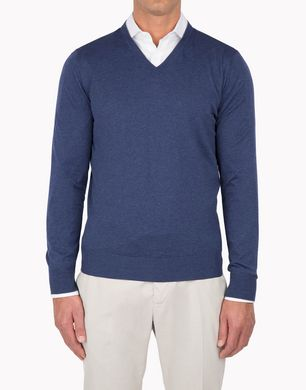 BRUNELLO CUCINELLI V-neck jumper U M2900162 f