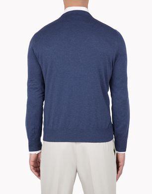 BRUNELLO CUCINELLI M2900162 Pullover mit V-Ausschnitt U r