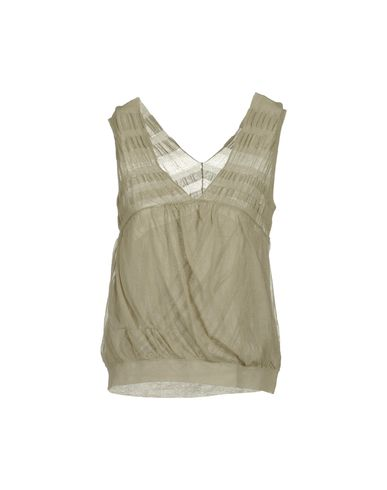 MARITHE' F. GIRBAUD - Sleeveless sweater