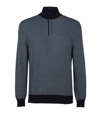 Pull Col Haut  ERMENEGILDO ZEGNA