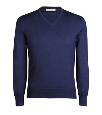 V-neck  ERMENEGILDO ZEGNA